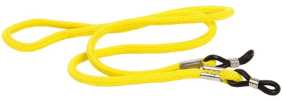 Angle of Sunglasses Neck Cord #08 in Yellow, Women's and Men's  Neck Cord