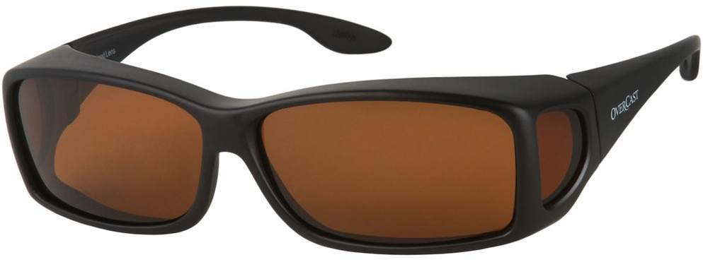 Copper Sunglasses  overxcast wide polarized sunglasses that fit over