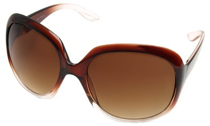 Angle of SW Celebrity Style #511 in Brown Fade Frame, Women's and Men's