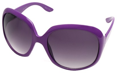 Angle of SW Celebrity Style #511 in Purple Frame, Women's and Men's