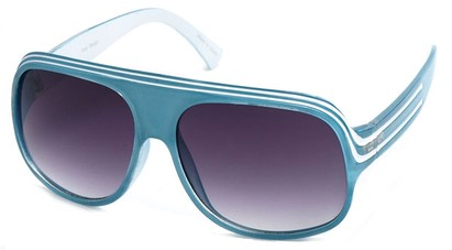 Angle of SW Celebrity Style #1965 in Light Blue, Women's and Men's