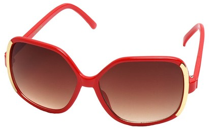 Angle of SW Kid's Celebrity Style #20100 in Red Frame, Women's and Men's